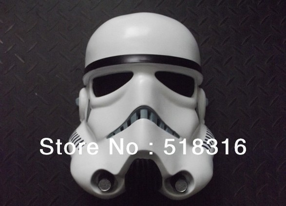 Cosplay Star Wars Mask Adult Toys Halloween Mask DHL free shipping(China (Mainland))