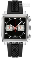Luxury Stainless Mens Men's Wrist Watches TAG MONACOS LINEAR SYSTEM CHRONOGRAPH WATCH CAW2114.FT6021