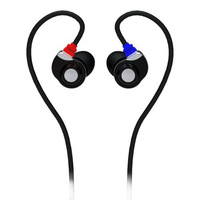 Free shipping stereo headphone with high quality SoundMAGIC E30 In-Ear Sound Isolating Earphones in Pink/White/Black/Blue (E 30)