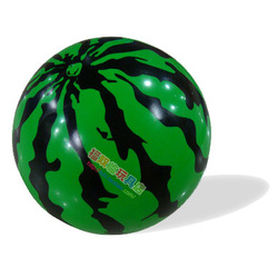 Toy ball inflatable rubber ball soft ball football watermelon ball(China (Mainland))