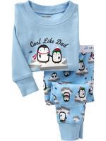 Free Shipping  6set/lot wholesale - new boys girls baby pajamas christmas  kids pajamas