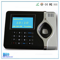 Office Emplyee Equipment Lowest Price Biometric Time Attendance HF-U710 Fingerprint Time Recorder