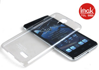 Genuine Brand New IMAK Crystal series PC Ultra-thin Hard Skin Case Cover Back For Alcatel One Touch Idol 6030 6030D
