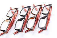 Free shippng lowest price wholesale Wood glasses frame the trend of wood eyeglasses frame general mahogany 10pcs/lot