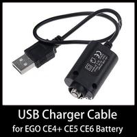 USB Charger 4.2V 420mAh for CE4 + CE5 CE6 EGO E Cigarette 10pcs/lot