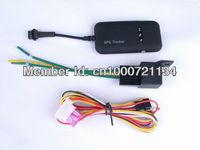 Mini gps tracking GSM GPRS GPS Network Auto Vehicle Motorcycle Bike Monitor Tracker