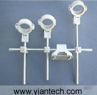 KU LNB Bracket, LNB holder ,hold up to 4 ku band LNB 4 satellite LNB in 1 dish