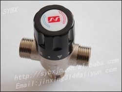 thermostatic mixing valve for solar(China (Mainland))