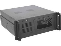 Huntkey computer case ipc s452 4u industrial computer case computer case with lock dvr(China (Mainland))