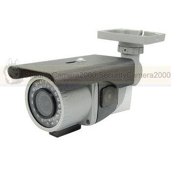 Pixim 690TVL Outdoor Camera with 2.8-12mm Auto IRIS Lens OSD Menu