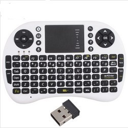 Portable Mini 2.4GHz 2.4G Wireless Keyboard with Touchpad Mouse Combo New [24090|01|01]