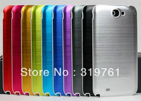 High quality aluminium battery cover for samsung note 2 n7100 free shipping