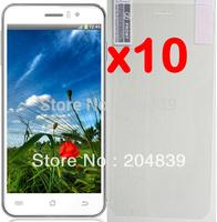 10X New CLEAR LCD Original jiayu g4s JIAYU G4C Screen Protector Guard Cover Film For jiayu g4 JIAYU G4S G4C
