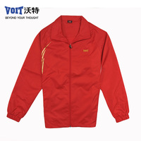 2013 new 2013 voet voit new arrival jacket sports top men's clothing breathable zipper outerwear jersey casual clothing