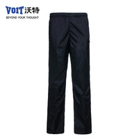 2013 new New arrival 2013 casual pants voet black sports trousers voit male trousers elastic strap 123102014