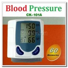 wholesale digital wrist blood pressure monitor