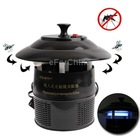 Absorption Photocatalyst Mosquito Killer Light (Black),US Plug(China (Mainland))
