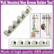 popular broom storage rack