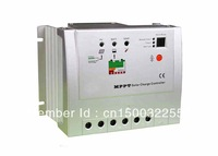 10A solar charge controller with MPPT function auto detect 12V/24V  Solar regulator