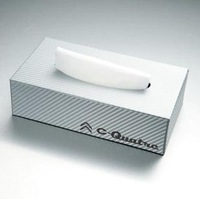 carbon car paper Box Case dedicated  For C-QUATRE