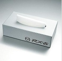 carbon car paper Box Case dedicated  For Mazda RX-8