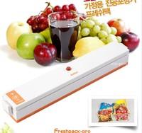 2014 made in South Korea  Eiffel FreshPack Pro Vacuum Sealers,Mini Vacuum Package Machine  Free shipping