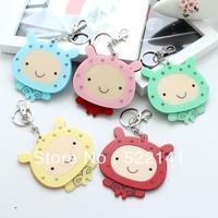 Acrylic the DIY bulk of the baby mirror ornaments bag / mobile phone ornaments key pendant