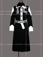 Free shipping Cheap D.Gray-Man 1 Kanda Yuu Cosplay Costume Anime Clothing Christmas