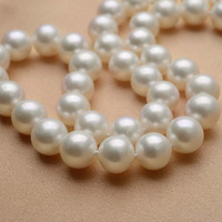 Колье-ошейник Pearls Illusion Necklace 17 Inch Sterling Silver Clasp EN164