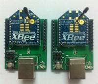 XBee S2 1mW Zigbee-Kit,   120 meter  Wire Antenna Zigbee, Digi wireless module ,