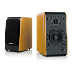 computer use Company b77 high quality 2.0 bookshelf speakers free shipping(China (Mainland))