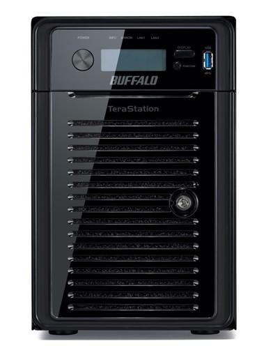 BUFFALO TS5600D2406-AP High-Performance 6-Drive RAID Business-Class NAS NETWORKING STORAGE ORIGINAL(China (Mainland))