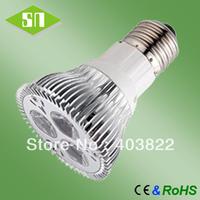 free shipping 5w ce rohs saa ul led par20 spot lamp