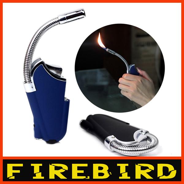 FIREBIRD Bendable Adjustable Flame Kitchen Refillable Gas Cooker Lighter(China (Mainland))