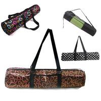 Quality eco-friendly thickening black bag multifunctional yoga mat yoga mat waterproof backpack