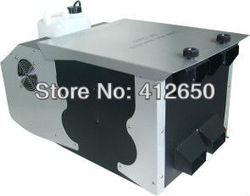 Free shipping 3000w low lying fog machine DMX512 / 3000w fog machine / low fog machine with DMX(China (Mainland))