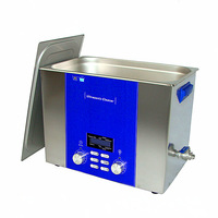 DR-P280 28L Derui large industrial ultrasonic cleaner with Multi-function