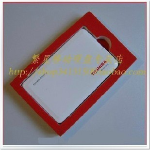 2013 Hot Sale 40g 1.8 business card mobile hard drive Free Shipping(China (Mainland))
