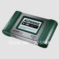 Original Autoboss v30 ,SPX AUTO BOSS V30 Auto Scanner update by internet multi-language DHL free shipping