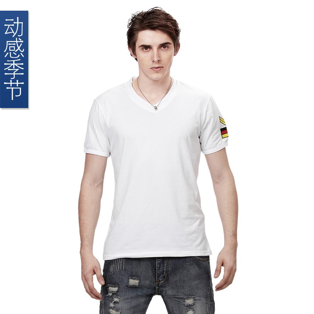 Free shipping 2013 new mens t shirt mens short sleeve t for Buy mens t shirts