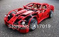 Without Original Box DECOOL 3333 1322pcs Large 1:10 F1 racing model block bricks building blocks sets educational children toys