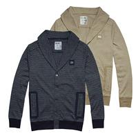 Fashion parish men's clothing scarf collar male single tier jacket plus size available .