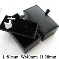 Paper Cuff Link Box 10 Pcs Free Shipping