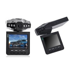 H198 Car DVR Video Registrar with 115 Degree View Angle 2.5&quot; LCD 6 IR LED Night Vision DVR Car Camera(China (Mainland))