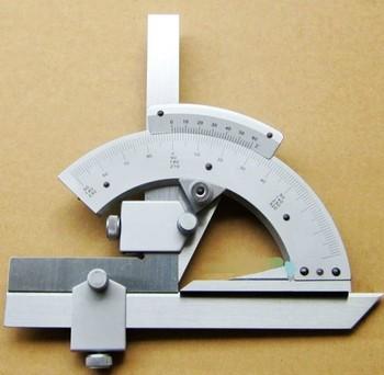 320 Degree Universal Bevel Protractor Angular Dial Length 150mm
