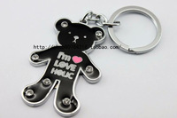 Alloy bear small hardware heavly fashion bear