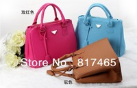 Luxury Brand Designer Handbag High Quality Women Solid Shape Bag Cross Texture Tote Bag Fashion Briefcase Shoulder
