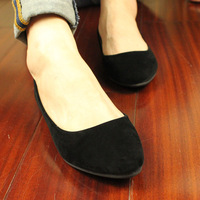 New arrival 2013 foot wrapping small single shoes women's small pointed toe shoes lazy women's shoes casual low-heeled shoes