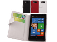 Genuine Brand New Doormoon Original Side Turn Flip Leather Case Cover Skin For Nokia Lumia 820