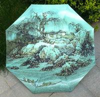 arts umbrella /  painting umbrella / foldable umbrella